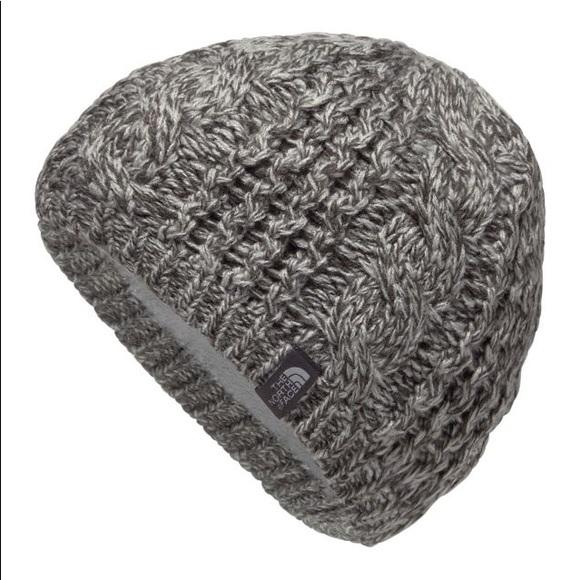 e8e739ce079 The North Face Minna Cable Knit Woman s Beanie
